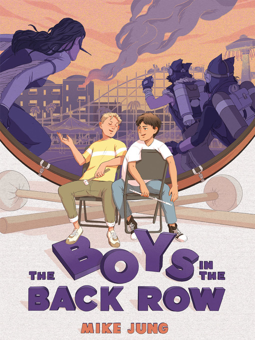Title details for Boys in the Back Row by Mike Jung - Available