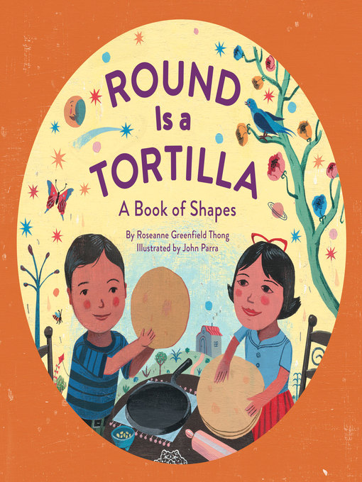 Cover of Round Is a Tortilla