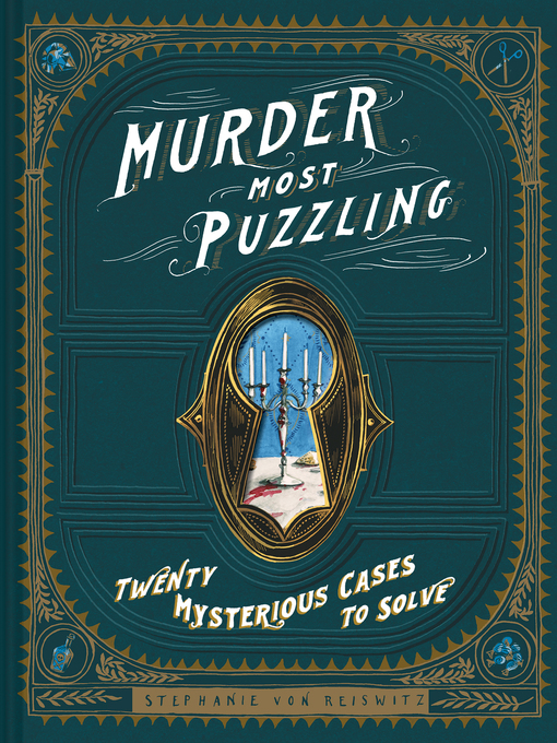 Title details for Murder Most Puzzling by Stephanie von Reiswitz - Available