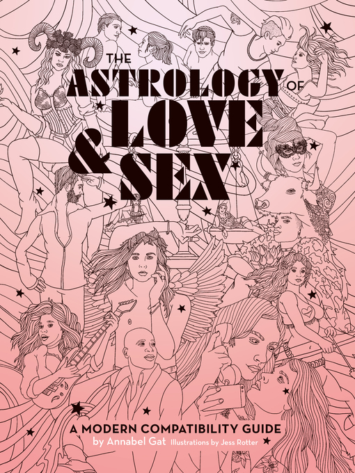Title details for The Astrology of Love & Sex by Annabel Gat - Wait list