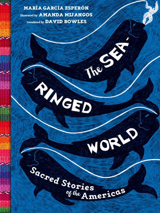 Title details for The Sea-Ringed World by María García Esperón - Available