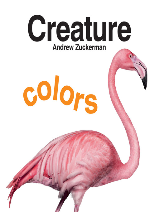 Cover image for Creature Colors