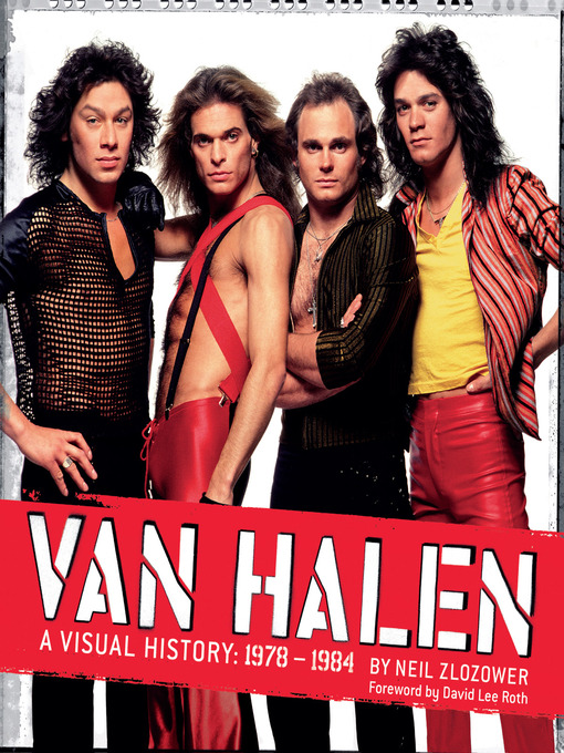 Title details for Van Halen by Neil Zlozower - Available