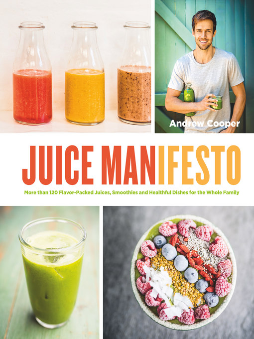 Title details for Juice Manifesto by Andrew Cooper - Wait list