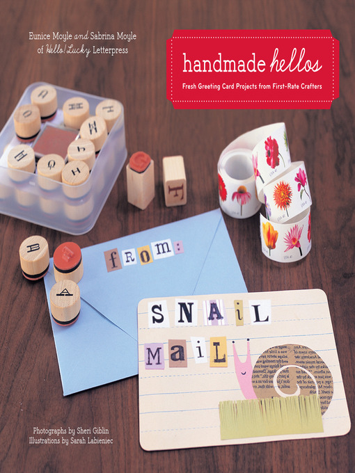 Title details for Handmade Hellos by Eunice Moyle - Available