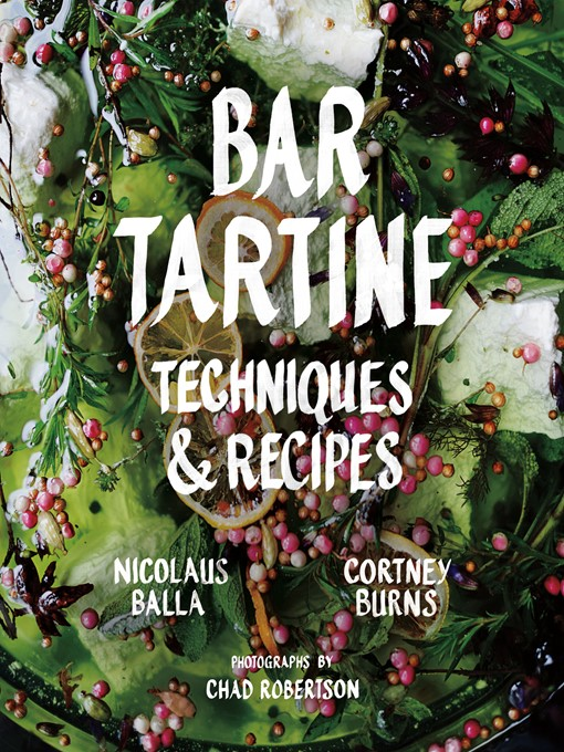 Title details for Bar Tartine by Nicolaus Balla - Available