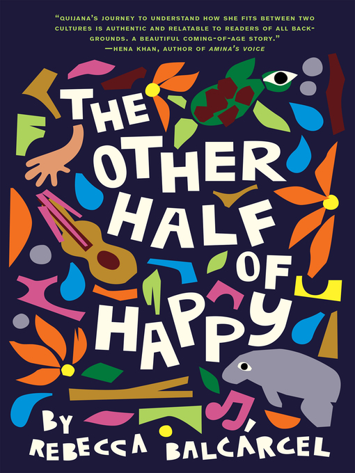 Title details for The Other Half of Happy by Rebecca Balcárcel - Available