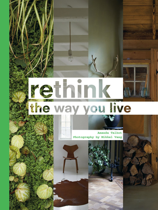 Title details for Rethink by Amanda Talbot - Available