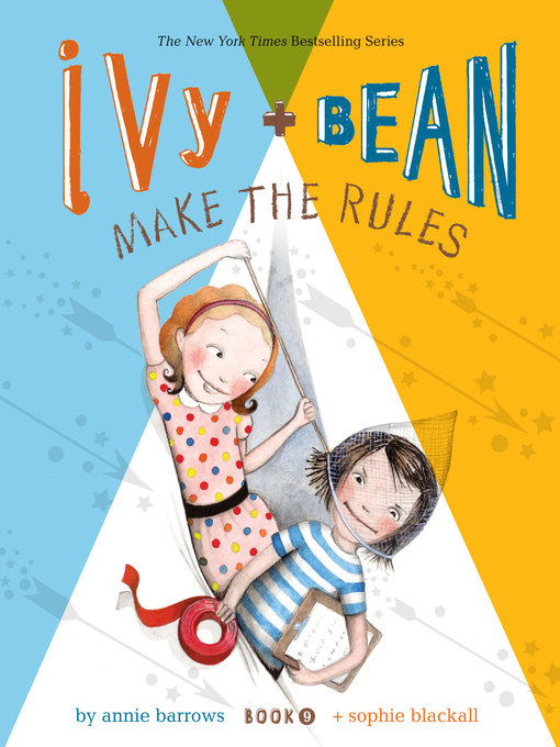 Cover of Ivy and Bean Make the Rules