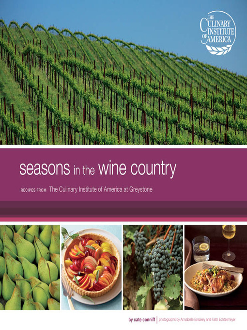 Title details for Seasons in the Wine Country by Cate Conniff - Available