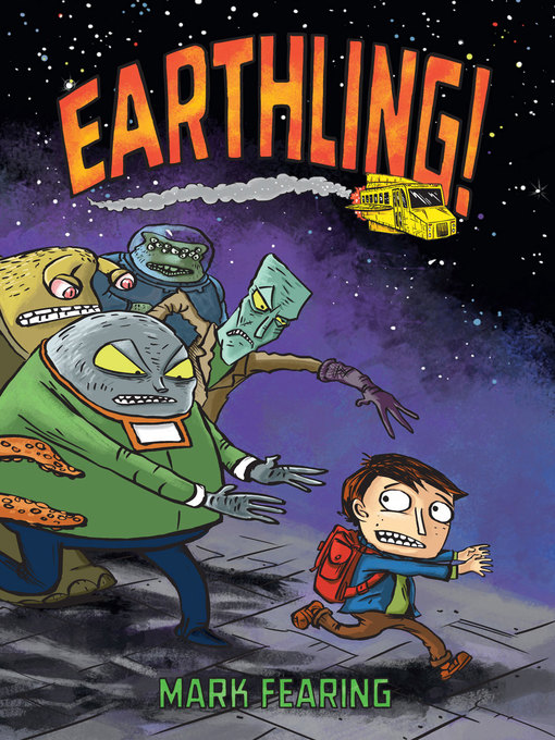 Cover image for Earthling!