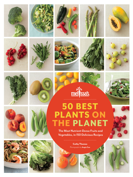 Title details for 50 Best Plants on the Planet by Cathy Thomas - Wait list