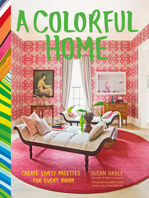 Title details for A Colorful Home by Susan Hable - Wait list