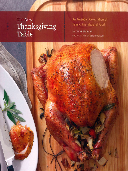 Title details for The New Thanksgiving Table by Diane Morgan - Available