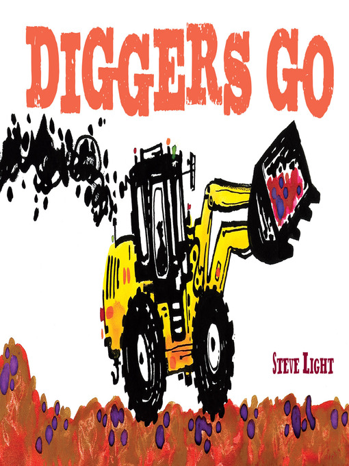 Cover of Diggers Go