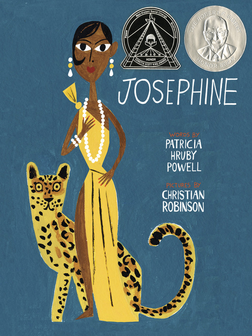Title details for Josephine by Patricia Hruby Powell - Available