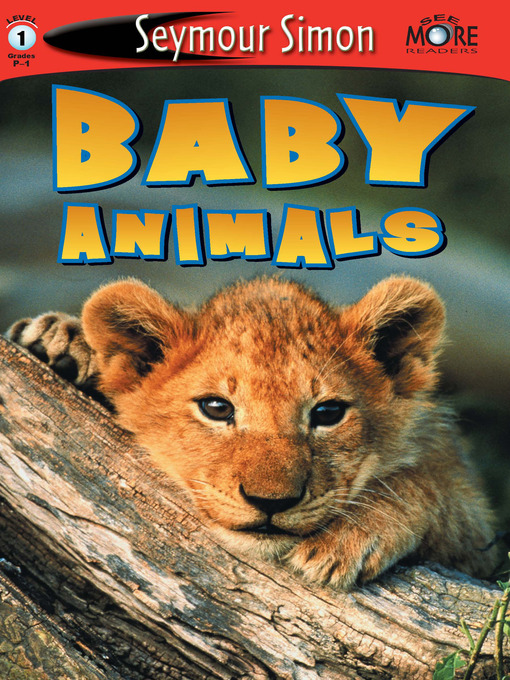 Title details for Baby Animals by Seymour Simon - Available