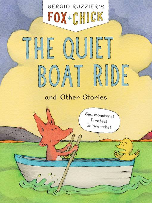 Title details for The Quiet Boat Ride and Other Stories by Sergio Ruzzier - Available
