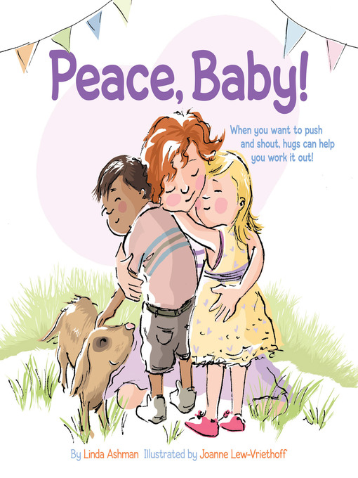 Title details for Peace, Baby! by Linda Ashman - Available