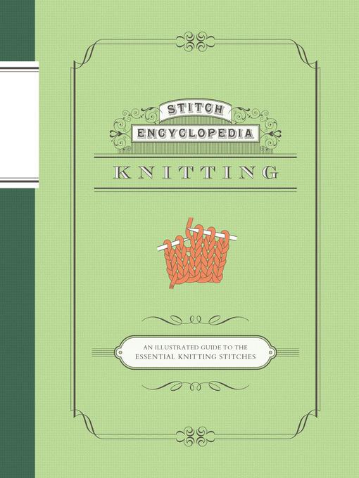 Title details for Stitch Encyclopedia: Knitting by Bunka Gakuen - Wait list
