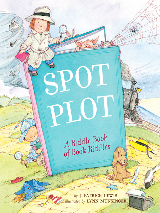 Title details for Spot the Plot by J. Patrick Lewis - Available