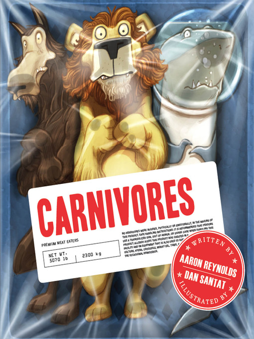 Title details for Carnivores by Aaron Reynolds - Wait list