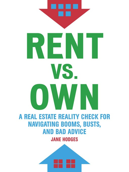 Cover of Rent vs Own