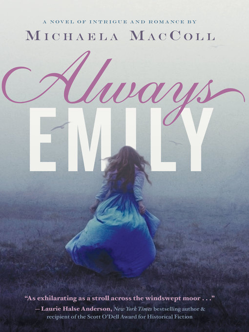 Title details for Always Emily by Michaela MacColl - Available