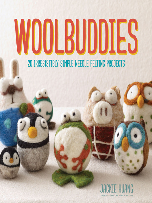 Title details for Woolbuddies by Jackie Huang - Available