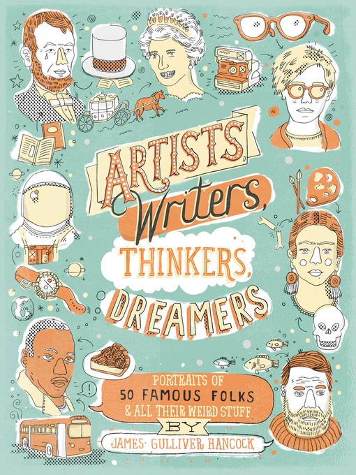 Title details for Artists, Writers, Thinkers, Dreamers by James Gulliver Hancock - Available
