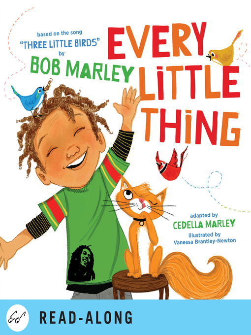 Title details for Every Little Thing by Bob Marley - Available