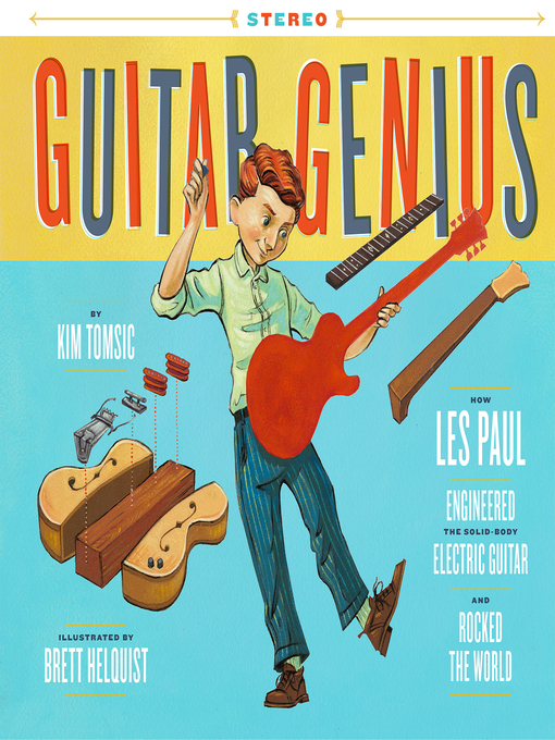 Title details for Guitar Genius by Kim Tomsic - Available