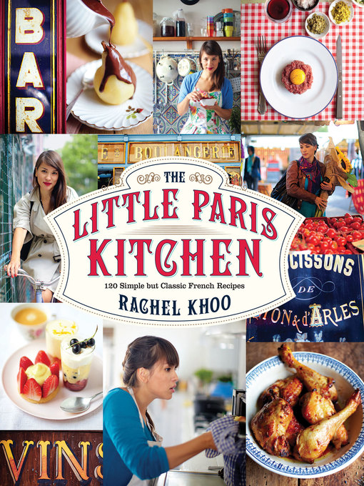 Title details for The Little Paris Kitchen by Rachel Khoo - Wait list