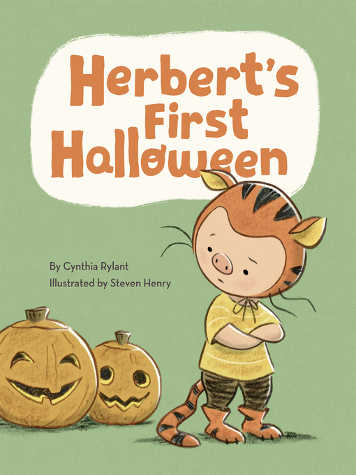 Title details for Herbert's First Halloween by Cynthia Rylant - Wait list