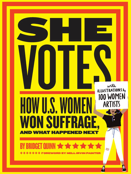 Title details for She Votes by Bridget Quinn - Available