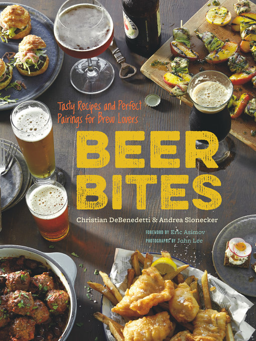 Title details for Beer Bites by Christian DeBenedetti - Wait list