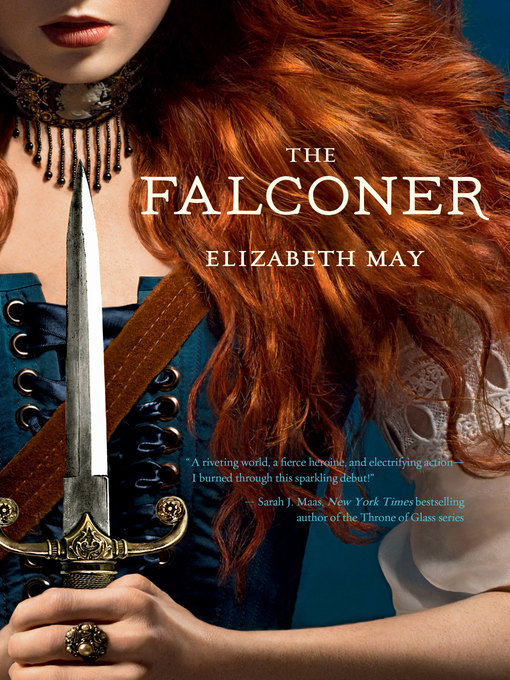 Cover of The Falconer