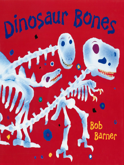 Cover of Dinosaur Bones