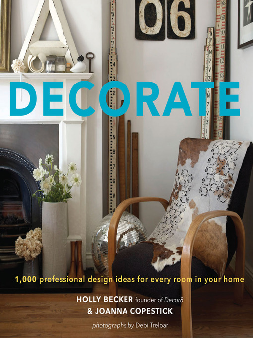 Title details for Decorate by Holly Becker - Available