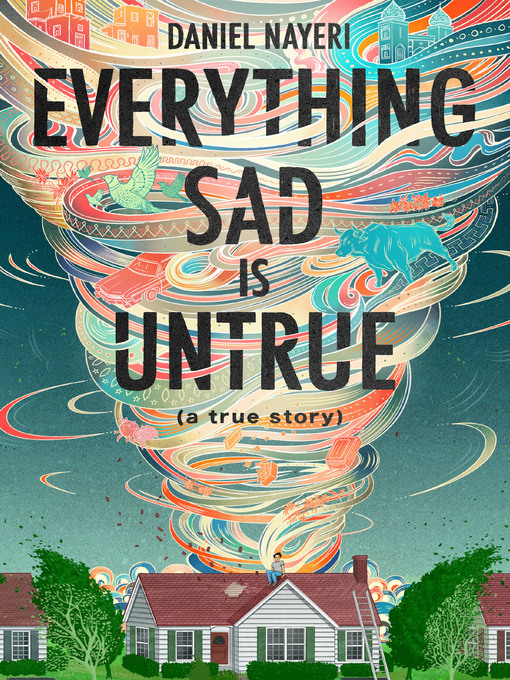 Cover image for book: Everything Sad Is Untrue