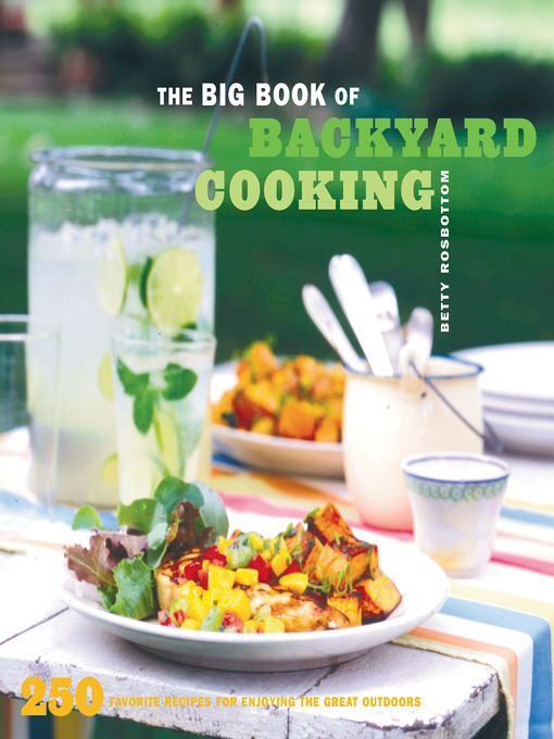 Title details for The Big Book of Backyard Cooking by Betty Rosbottom - Available