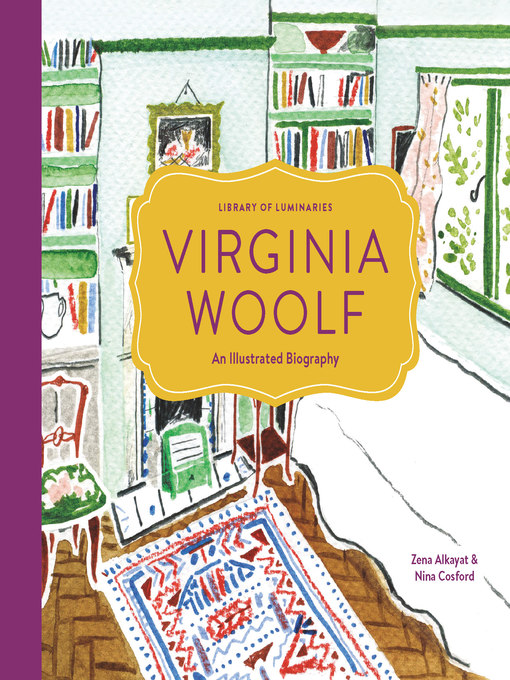 Title details for Virginia Woolf by Zena Alkayat - Available