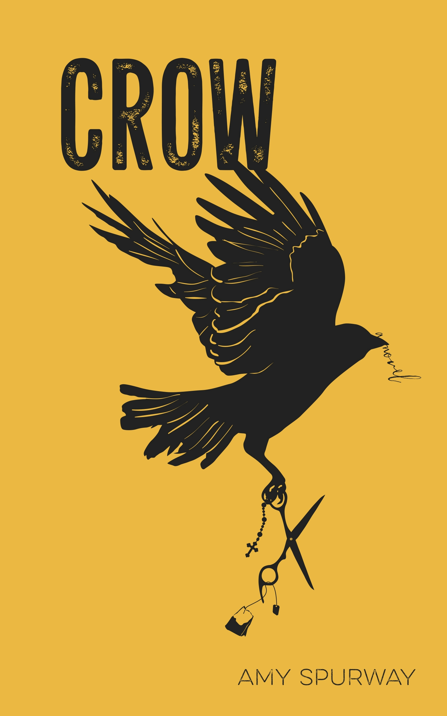 Title details for Crow by Amy Spurway - Wait list