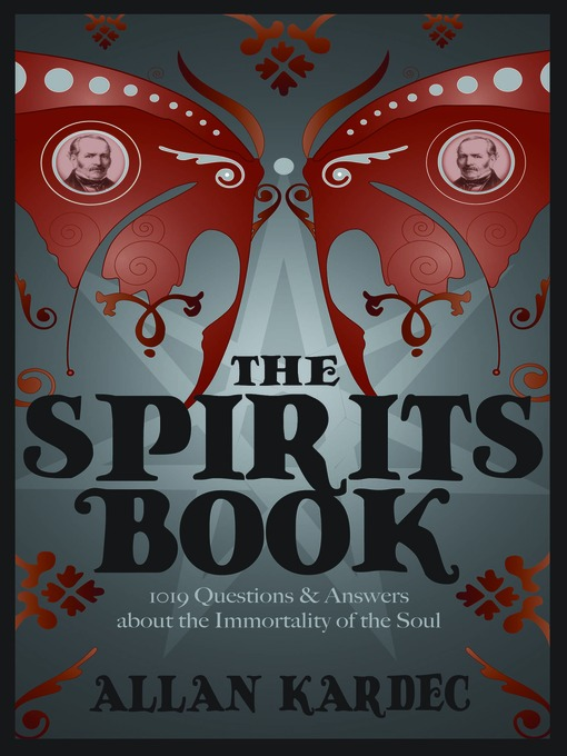 Title details for The Spirits Book by Allan Kardec - Wait list