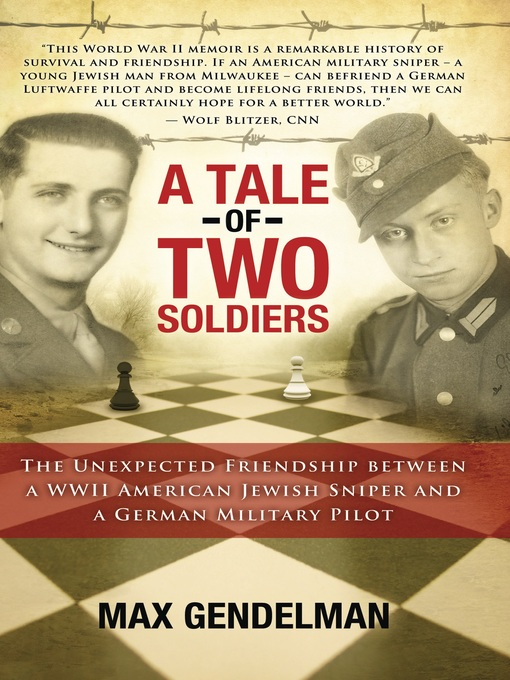 Cover of A Tale of Two Soldiers