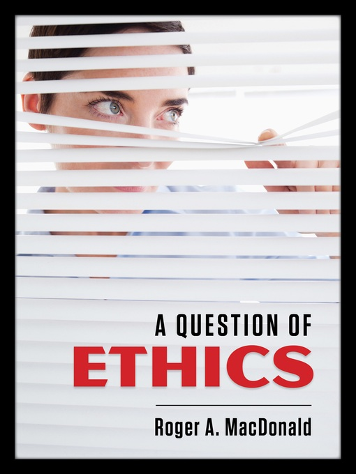 a question on ethics Test #4 learn with flashcards, games, and more — for free.