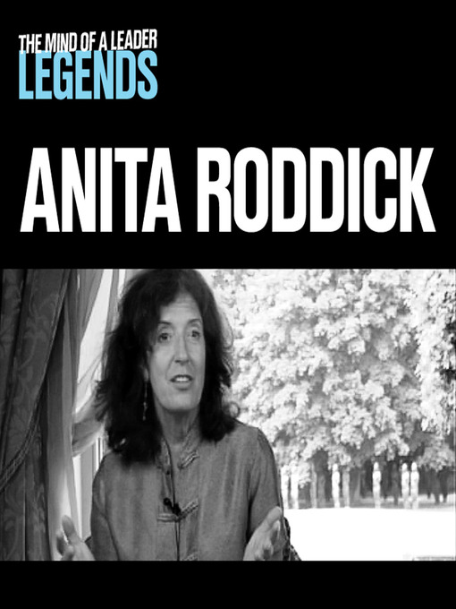 anita roddick the body shop essay How anita changed the world her pioneering spirit touched lives the world over &ndash yet there seems no doubt that anita roddick, the founder of the body shop.