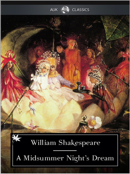 an analysis of the technique of william shakespeare in creating humor in the play a midsummer nights Themes and techniques, shakespeare both these styles had merged and created a new style of play that could be appreciated by the general a midsummer night.