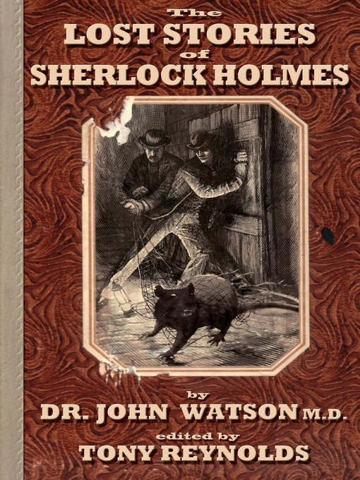 Title details for Lost Stories of Sherlock Holmes by John Watson - Available