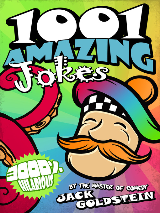 Title details for 1001 Amazing Jokes by Jack Goldstein - Available